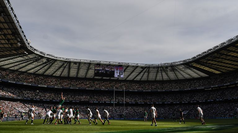 World Rugby announces £80m relief package for unions struggling financially during shutdown