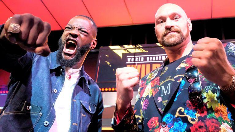 Tyson Fury, Deontay Wilder