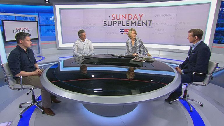 The Sunday Supplement panel discuss whether football realise the severity of the coronavirus pandemic after reports suggest some clubs will return to training next month