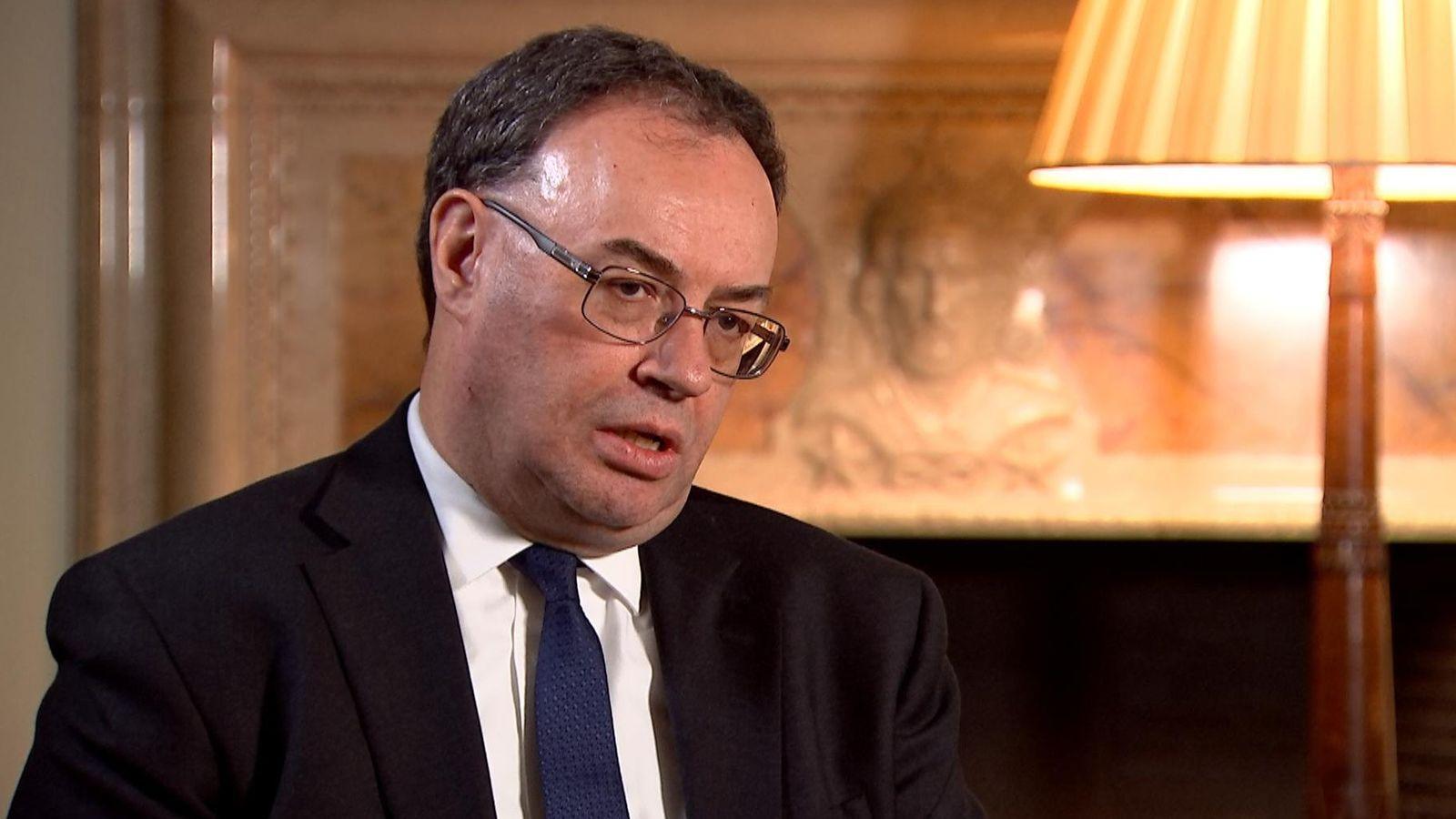 UK faces worst economic crash since records began, bank boss warns - EpicNews