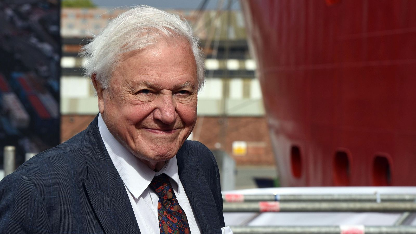 Attenborough: Pandemic could make nations realise climate issue depends on co-operation thumbnail