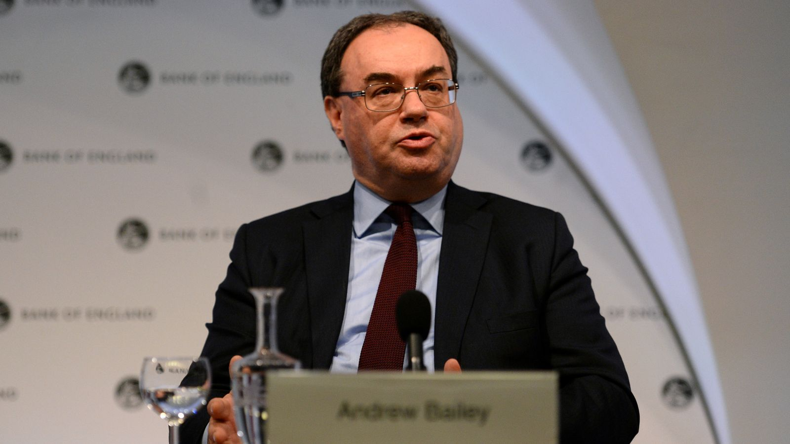 BoE governor Bailey blows hole in pension superfunds regime | Business News
