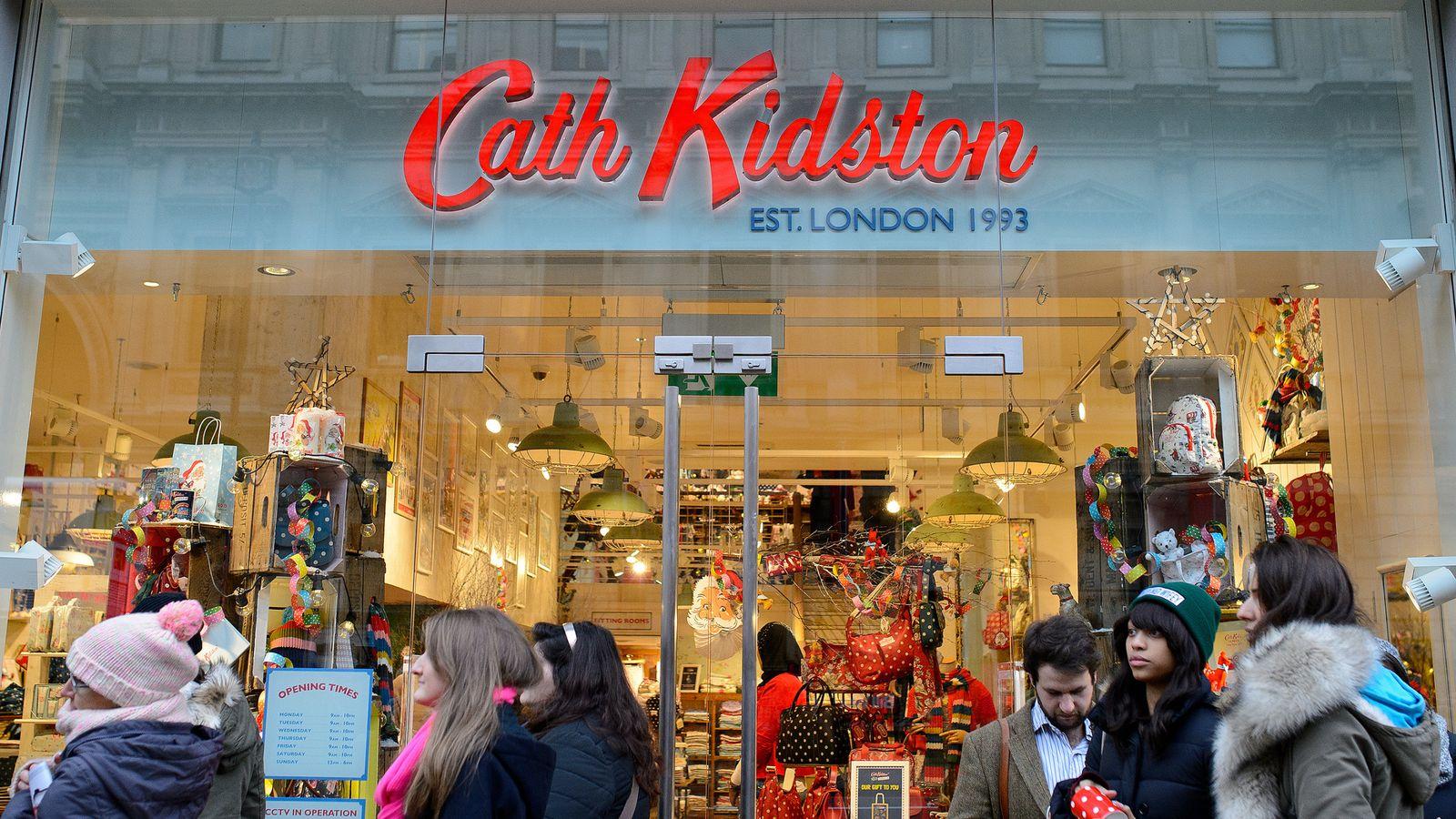 Coronavirus: Vintage retailer Cath Kidston lines up administrators