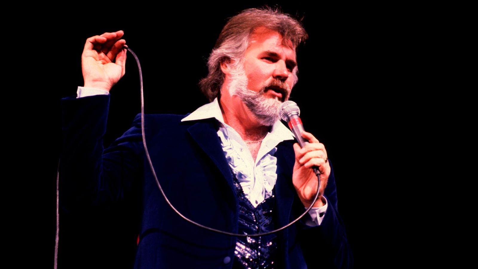 Country music legend Kenny Rogers dies aged 81 - EpicNews