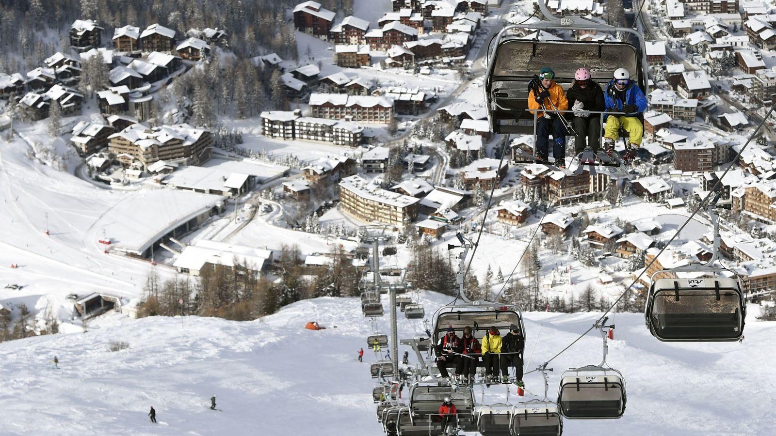 Ski Holidays - places, gear, après. - cover