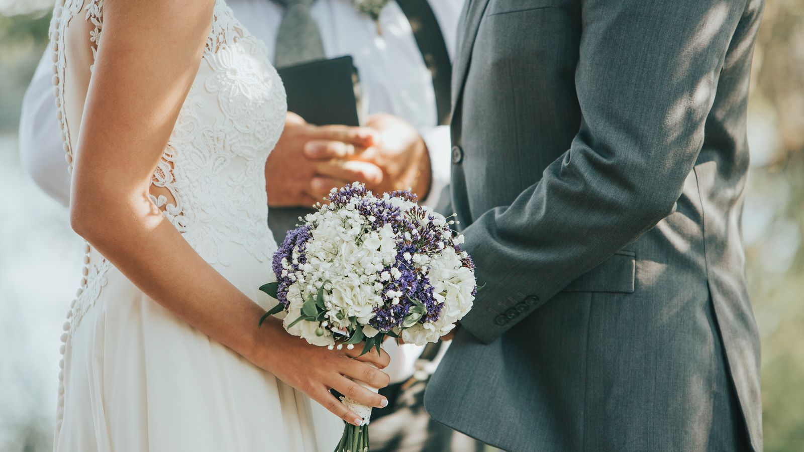 Church of England Says Weddings Should be Limited to Two Guests to Prevent Spread of Coronavirus Plague