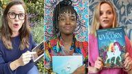 Jennifer Garner, Lupita Nyongo, and Reece Witherspoon