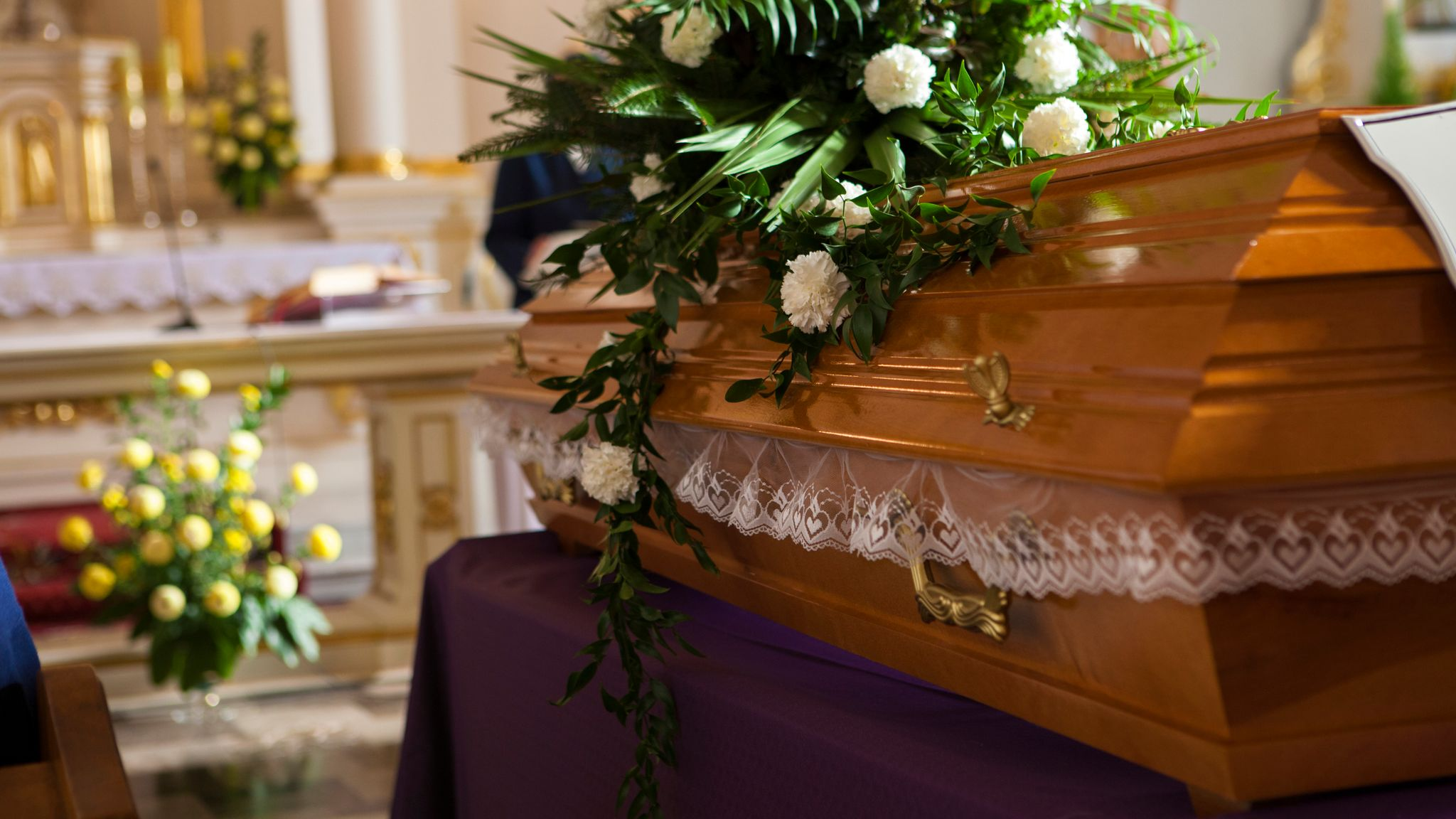 Coronavirus: Funerals 'could be streamed online' if COVID-19 ...