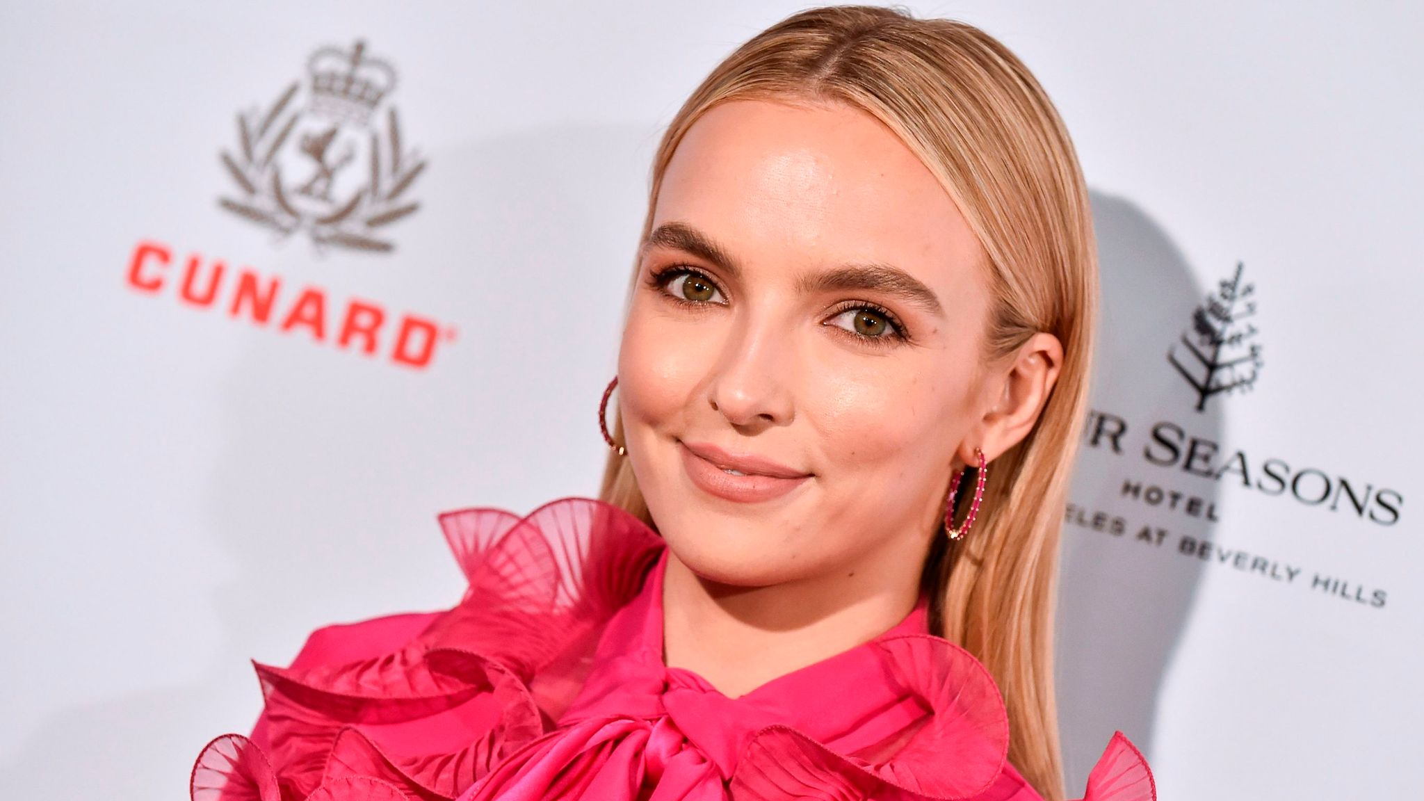 Killing Eve Star Jodie Comer I Stunk Of Desperation When I Struggled To Find Acting Work Ents Arts News Sky News