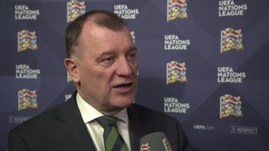 'NI feeling relaxed about NL draw'