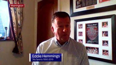 Hemmings talks Super League