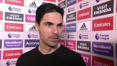 Arteta: Today we found a way