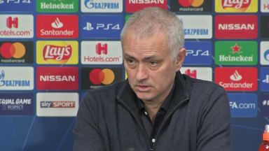 Jose: Leipzig bench would be in Spurs team