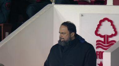 Coronavirus: Marinakis at Millwall game
