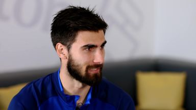 Andre Gomes: Returning from injury