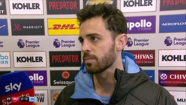 Silva: Performance 'not acceptable'