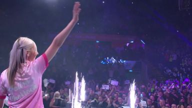 The rise of women's darts