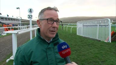 Cheltenham back to soft after dry night
