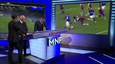 MNF: Mings pen was ref mistake