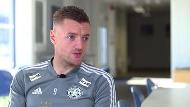 Vardy: We need to finish the job