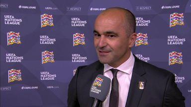 Martinez pleased to draw England