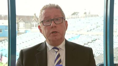 Scally fears for Gillingham's future