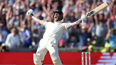 The Ashes: The Greatest Hour