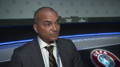 Barnes plans to tackle racism in new role