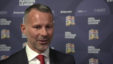 Giggs: Not surprised to draw Rep Ireland