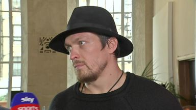 Usyk dismisses Chisora plan
