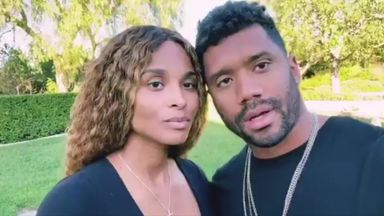 Wilson & Ciara to donate a million meals