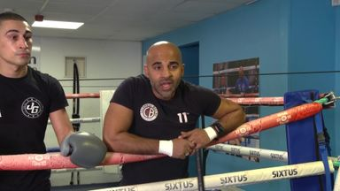 Coldwell warns boxers to keep in shape