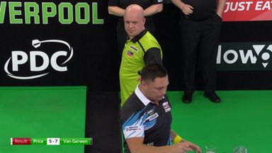MVG surprised by Price's behaviour