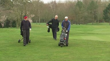 Coronavirus: Campaign to keep golf open
