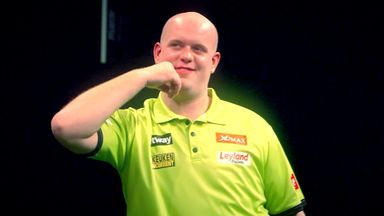 MVG's world record average against Smith (2016)