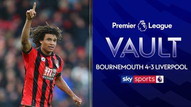 PL Vault - Bournemouth 4-3 Liverpool 2016