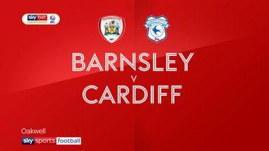 Barnsley 0-2 Cardiff