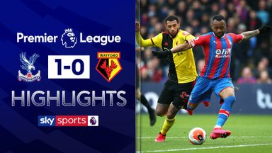 Ayew scores stunner in Palace win