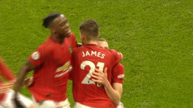 Ederson howler gifts McTominay goal!