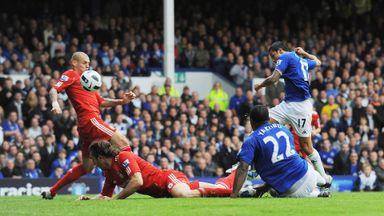 Merseyside derby: Best PL Goals