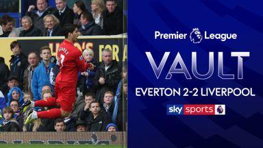 PL Vault | Everton 2-2 Liverpool (2012)