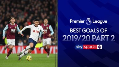 PL Best Goals of 2019/20: Part 2