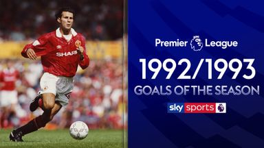 Premier League Goals of the Season | 1992/1993