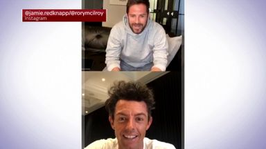 Rory, Redknapp's Insta catch-up