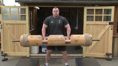 Meet Britain's Strongest Man