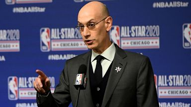Silver: No NBA decision until May