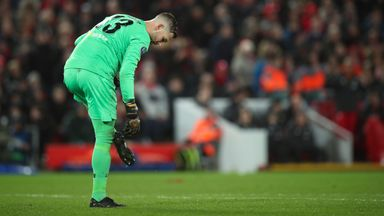 'Liverpool need a better back-up GK'