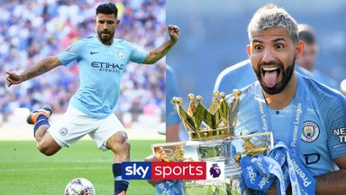 Sergio Aguero's Greatest PL Goals