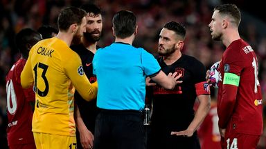 'Liverpool-Atletico was a bad decision'