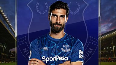 Andre Gomes' road to recovery